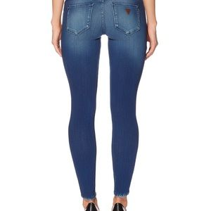 Guess Power Skinny Low Jeans 27